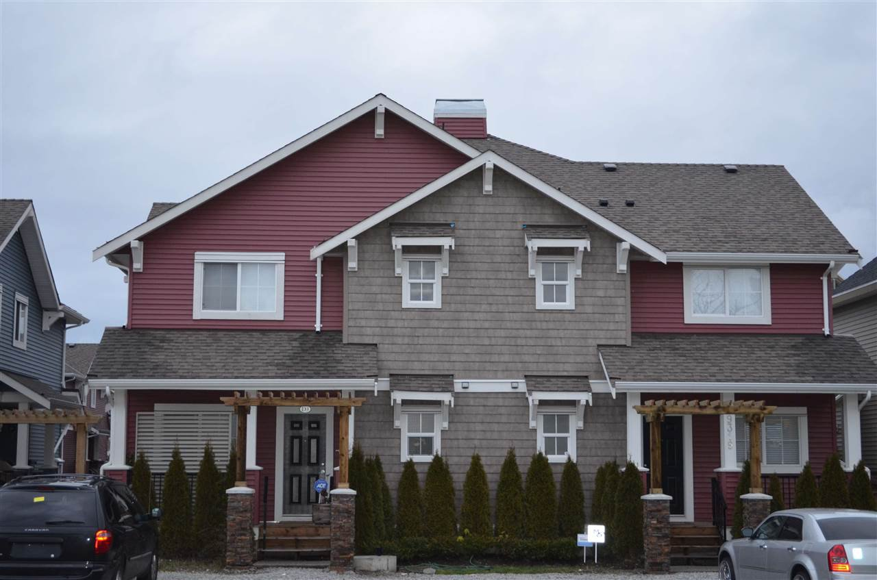 Main Photo: D2 19319 72ND AVENUE in : Clayton Townhouse for sale : MLS®# R2045470