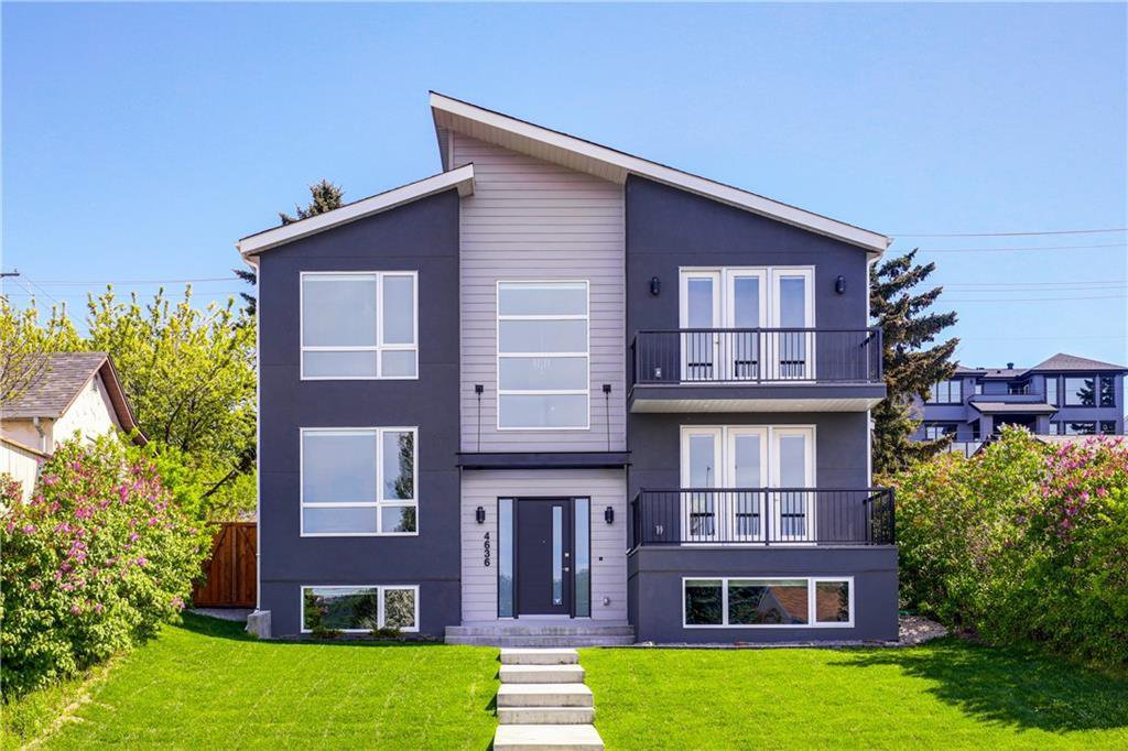 Main Photo: 4636 22 Avenue NW in Calgary: Montgomery Detached for sale : MLS®# C4300441