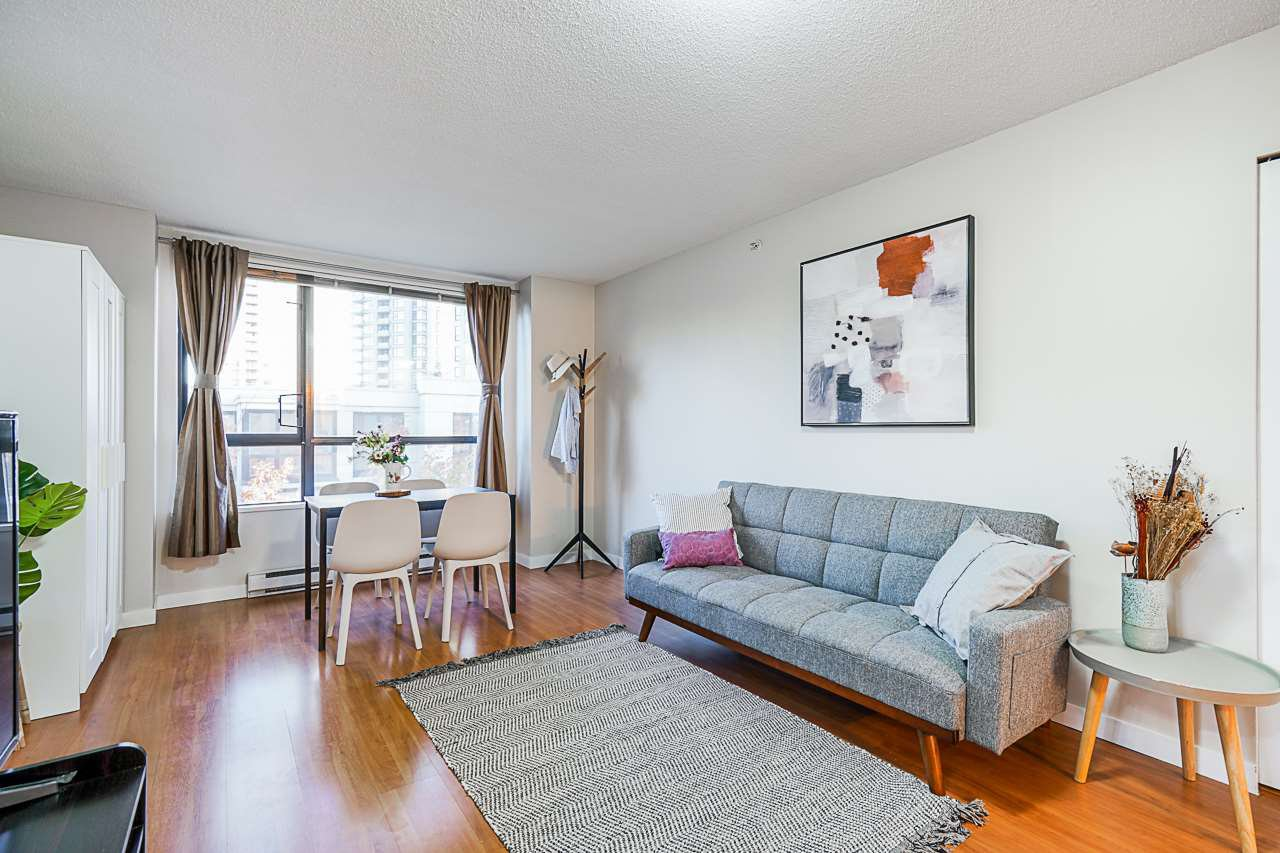 "Main Photo: 415 3588 VANNESS Avenue in Vancouver: Collingwood VE Condo for sale in ""EMERLAND PARK PLACE"" (Vancouver East)  : MLS®# R2505761"