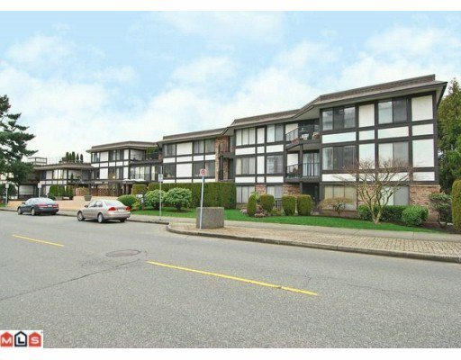 Main Photo: 213 1437 Foster Street in White Rock: Home for sale : MLS®# F1001998