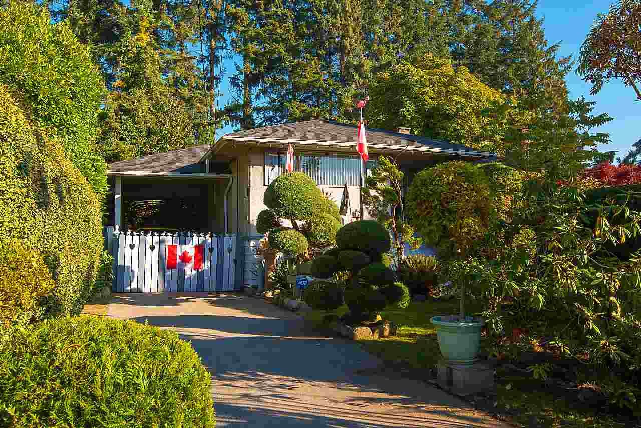 Main Photo: 10226 125A Street in Surrey: Cedar Hills House for sale (North Surrey)  : MLS®# R2473105