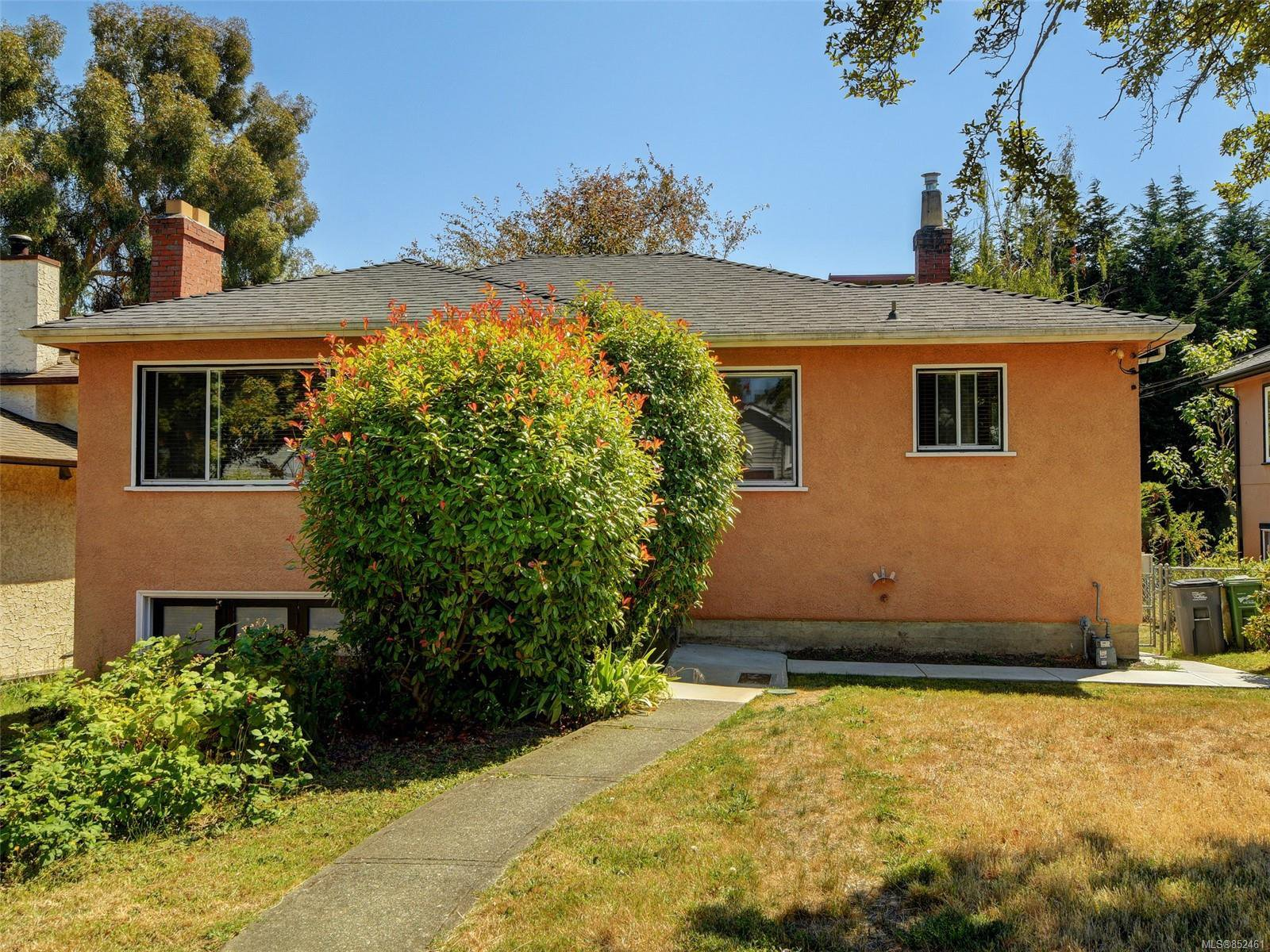 Main Photo: 1529 Westall St in : Vi Oaklands Single Family Detached for sale (Victoria)  : MLS®# 852461