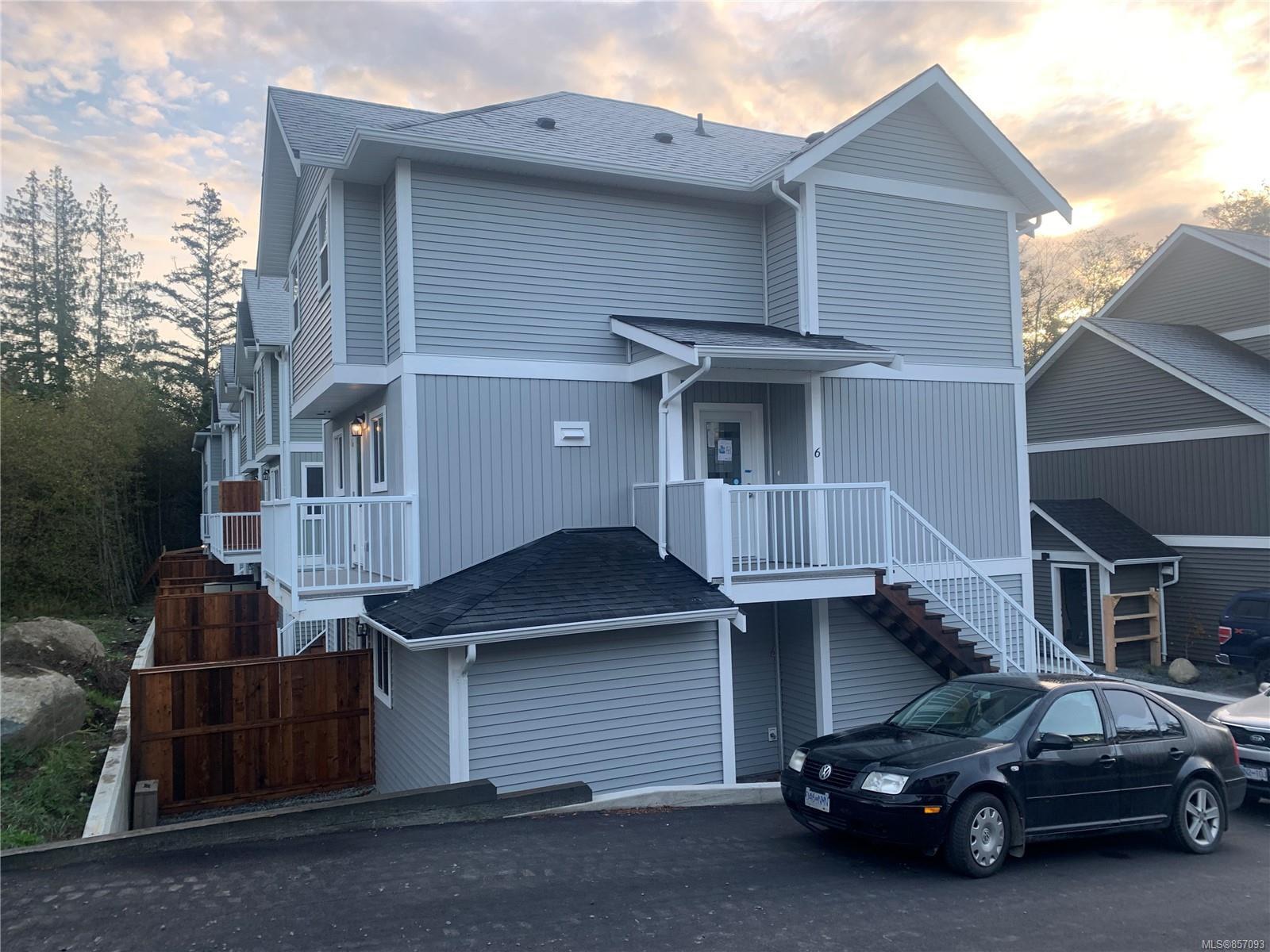 Main Photo: 6 6790 W Grant Rd in : Sk Sooke Vill Core Row/Townhouse for sale (Sooke)  : MLS®# 857093