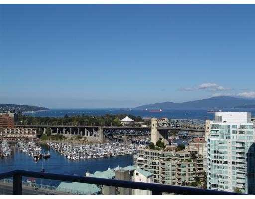 Main Photo: 2205 638  Beach Cr in Vancouver: False Creek North Condo for sale (Vancouver West)  : MLS®# V612979