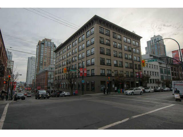 Main Photo: 209 1216 HOMER STREET in : Yaletown Condo for sale : MLS®# V1038592