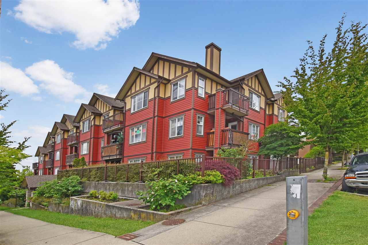 """Main Photo: 206 1205 FIFTH Avenue in New Westminster: Uptown NW Condo for sale in """"River Vista"""" : MLS®# R2458987"""
