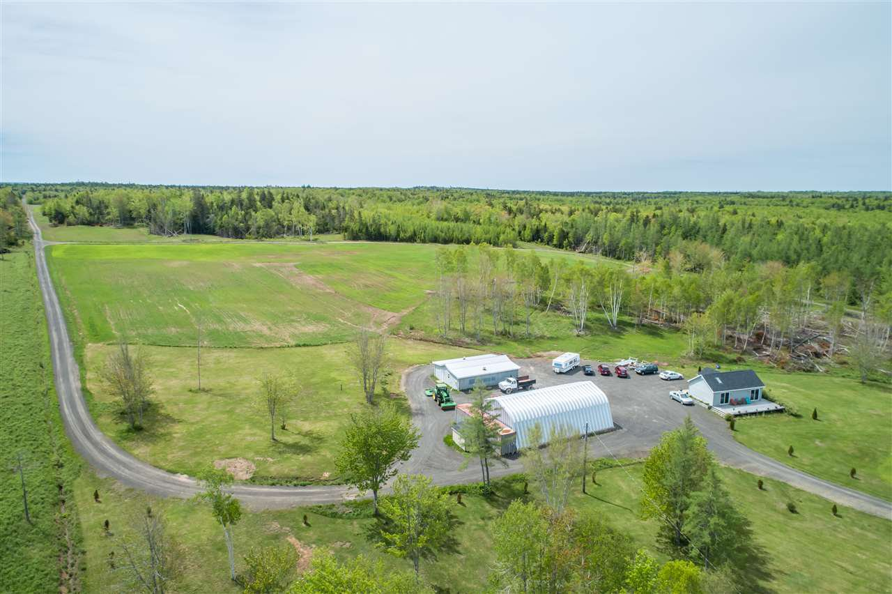 Main Photo: 2036 & 2043 Highway 215 in Tennecape: 105-East Hants/Colchester West Farm for sale (Halifax-Dartmouth)  : MLS®# 202010383
