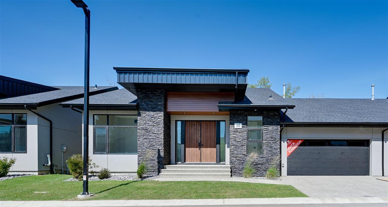 Main Photo: 30 95 SALISBURY Way: Sherwood Park House Half Duplex for sale : MLS®# E4210098