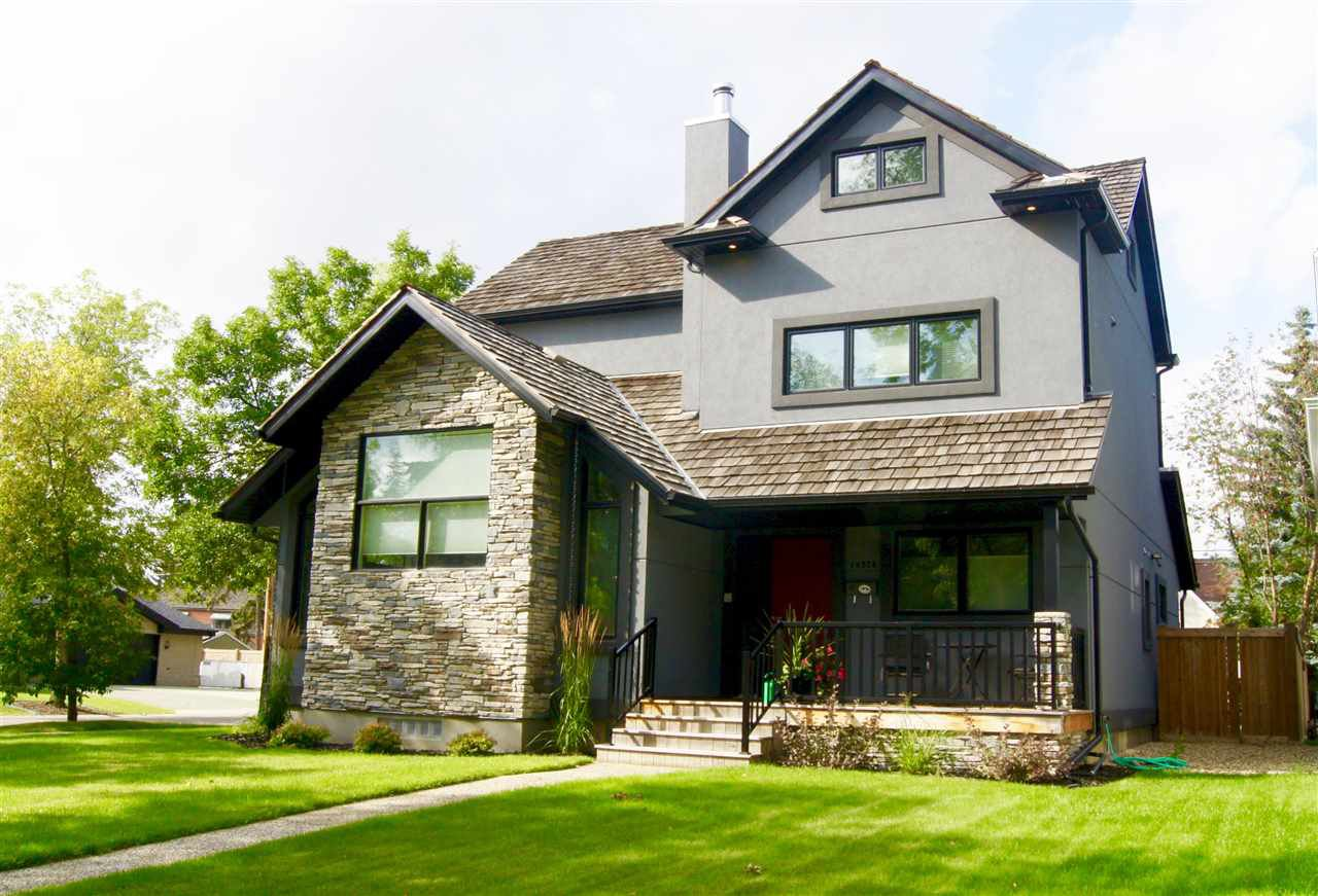 Main Photo: 14324 101 Avenue in Edmonton: Zone 21 House for sale : MLS®# E4219041