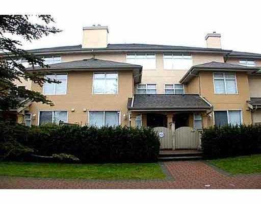 "Main Photo: 5 3418 ADANAC ST in Vancouver: Renfrew VE Townhouse for sale in ""TERRA VITA"" (Vancouver East)  : MLS®# V578641"