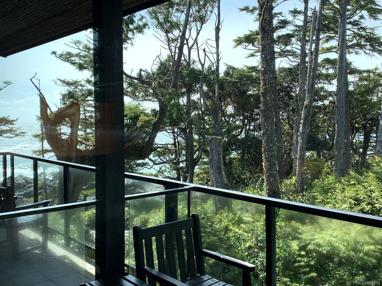 Main Photo: 319 596 Marine Dr in UCLUELET: PA Ucluelet Condo for sale (Port Alberni)  : MLS®# 834854