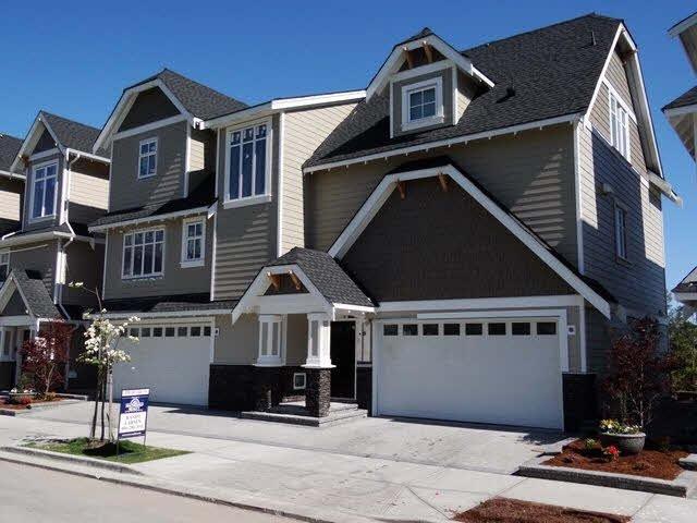 Main Photo: 6 23740 DYKE ROAD in : Hamilton RI House for sale : MLS®# V1111127