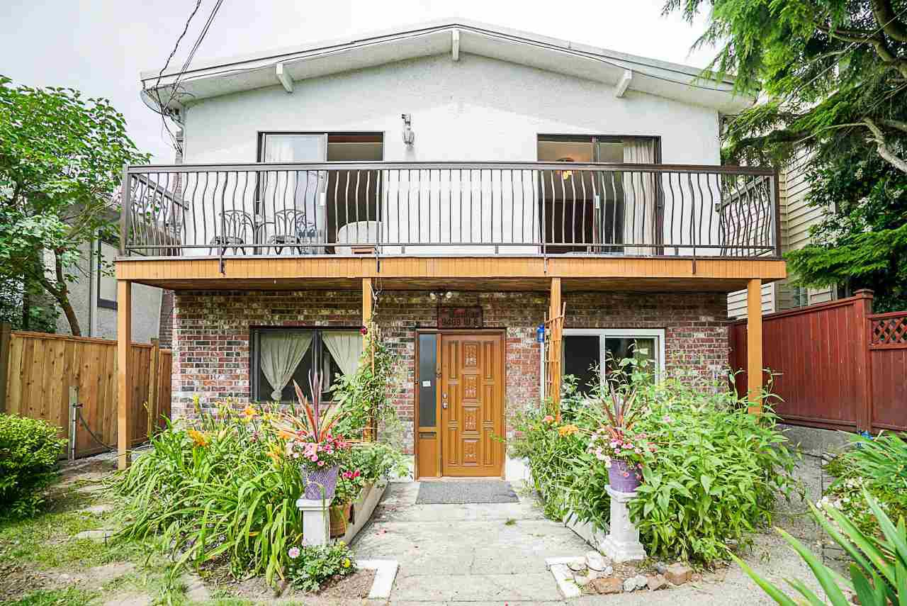 Main Photo: 3469 W 8TH Avenue in Vancouver: Kitsilano House for sale (Vancouver West)  : MLS®# R2475094