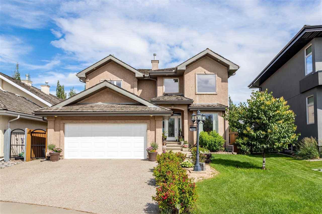 Main Photo: 705 DALHOUSIE Way in Edmonton: Zone 20 House for sale : MLS®# E4207190