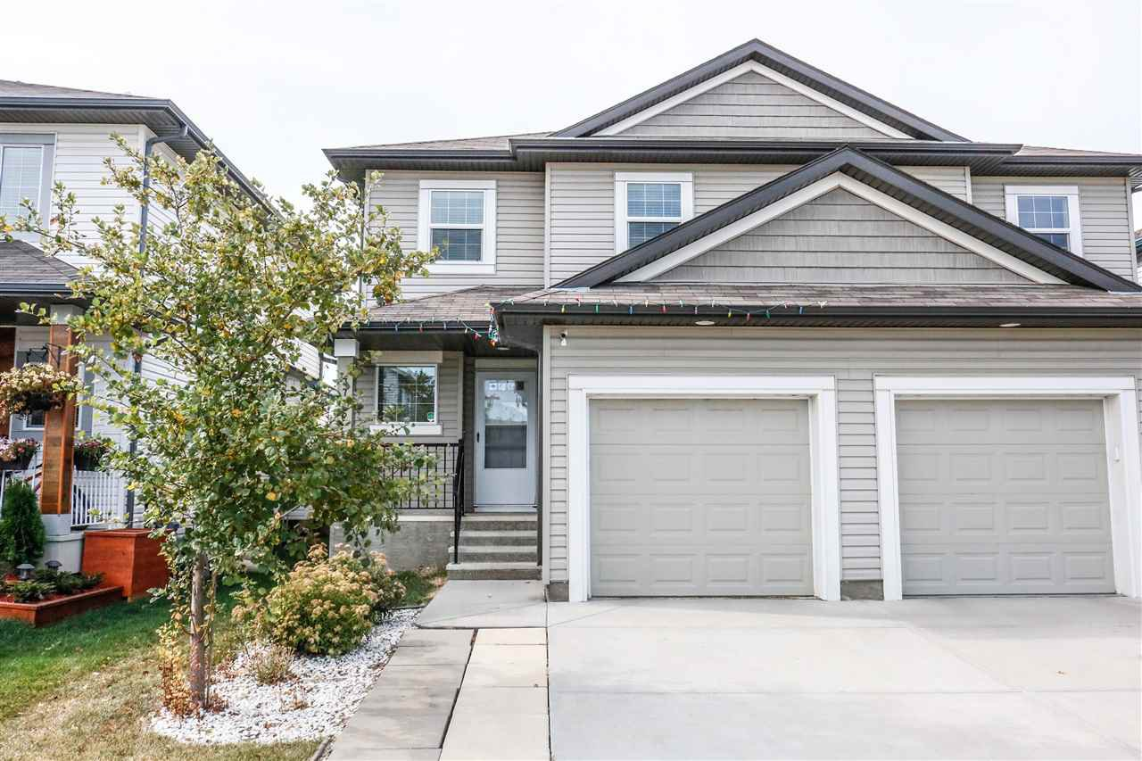 Main Photo: 3716 9 Street in Edmonton: Zone 30 House Half Duplex for sale : MLS®# E4215561