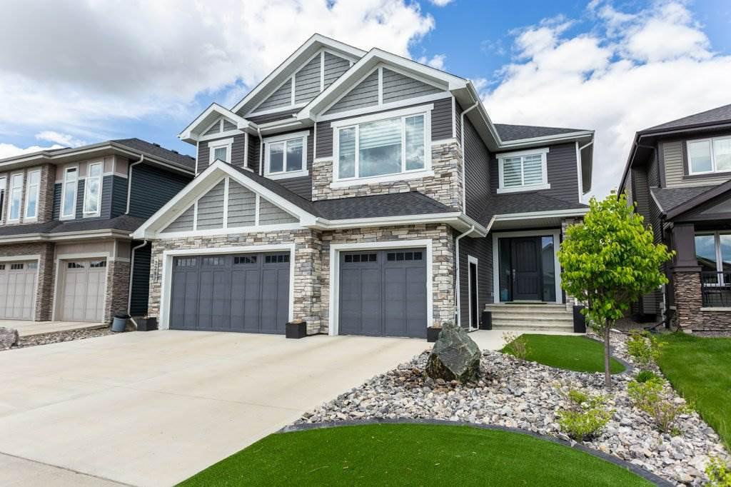 Main Photo: 3287 WHITELAW Drive in Edmonton: Zone 56 House for sale : MLS®# E4217002