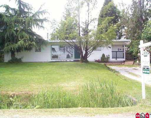 "Main Photo: 7471 149A ST in Surrey: East Newton House for sale in ""CHIMNEY HTS."" : MLS®# F2510104"