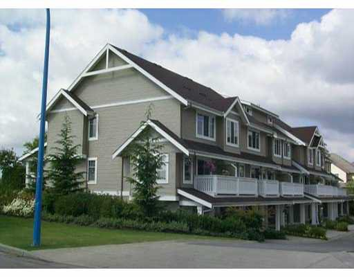 Main Photo: 36 2927 FREMONT ST in Port_Coquitlam: Riverwood Townhouse for sale (Port Coquitlam)  : MLS®# V319924