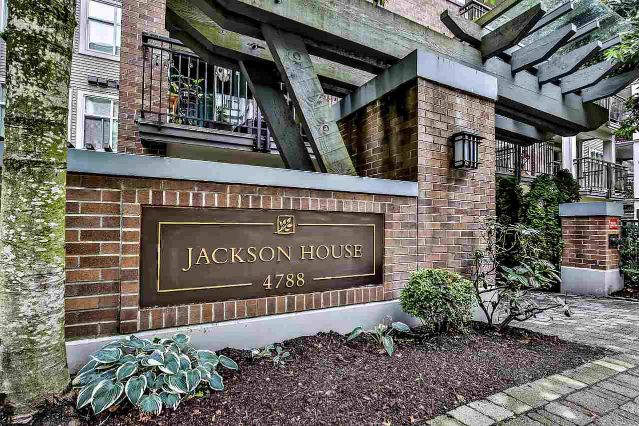 "Main Photo: 308 4788 BRENTWOOD Drive in Burnaby: Brentwood Park Condo for sale in ""Jackson House"" (Burnaby North)  : MLS®# R2401277"