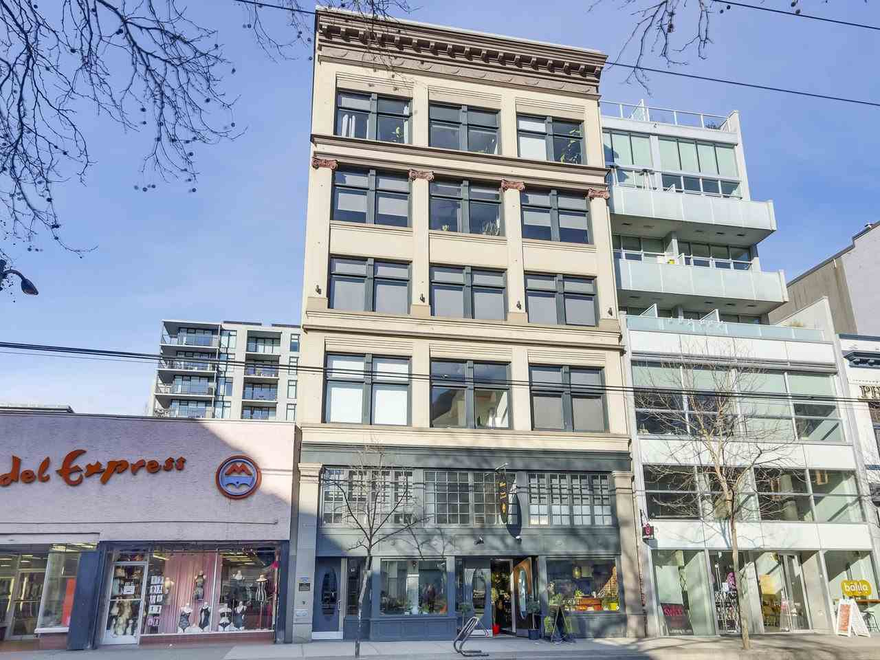 "Main Photo: 404 53 W HASTINGS Street in Vancouver: Downtown VW Condo for sale in ""The Paris Block"" (Vancouver West)  : MLS®# R2408183"