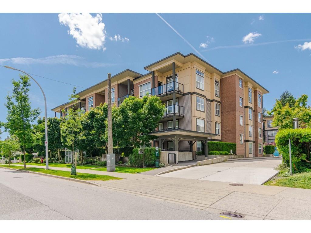 "Main Photo: 216 10707 139 Street in Surrey: Whalley Condo for sale in ""AURA II"" (North Surrey)  : MLS®# R2417443"