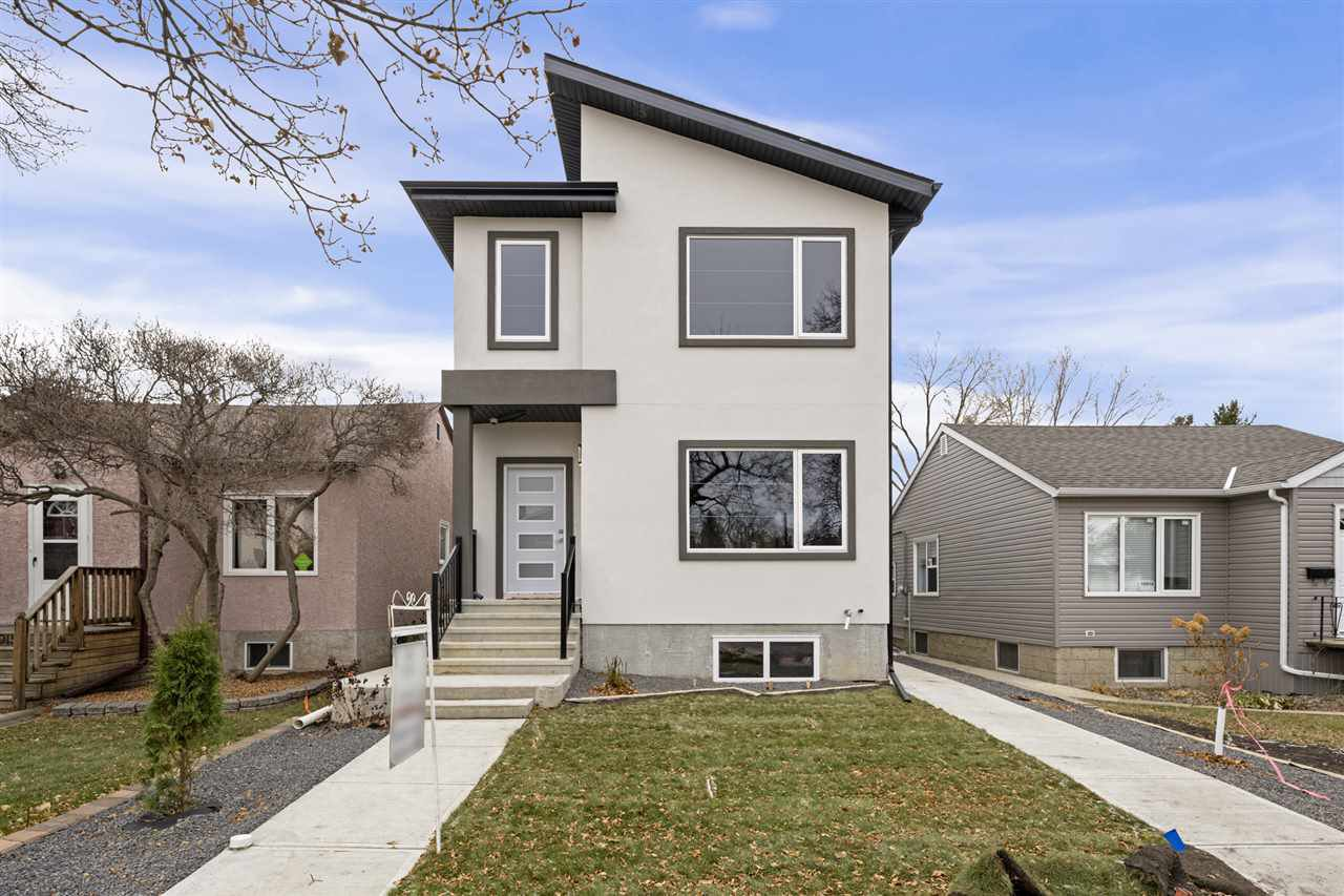 Main Photo: 2 10917 68 Avenue NW in Edmonton: Zone 15 Duplex Front and Back for sale : MLS®# E4180351