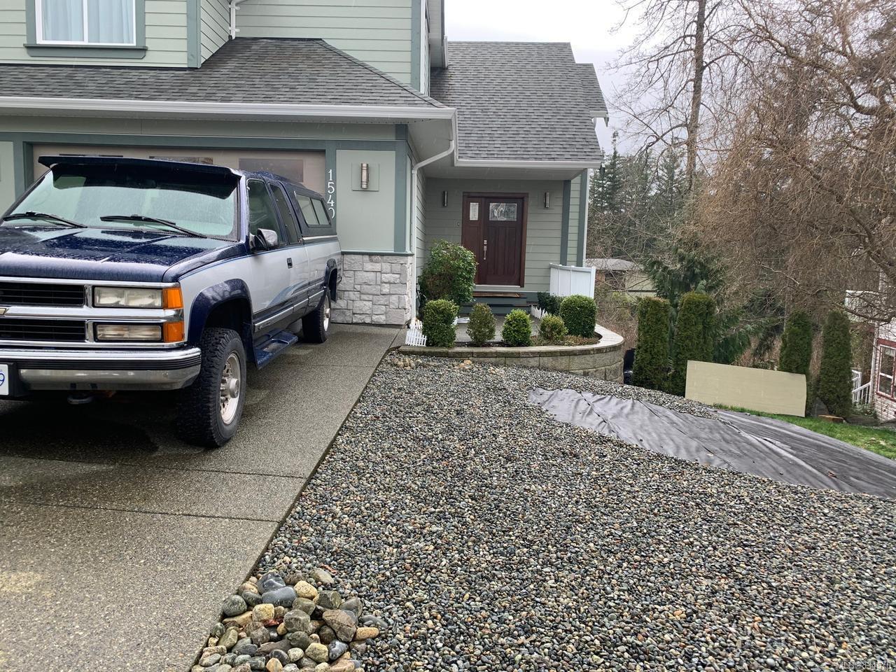 Main Photo: 1540 Nimpkish Pl in DUNCAN: Du East Duncan Half Duplex for sale (Duncan)  : MLS®# 834570