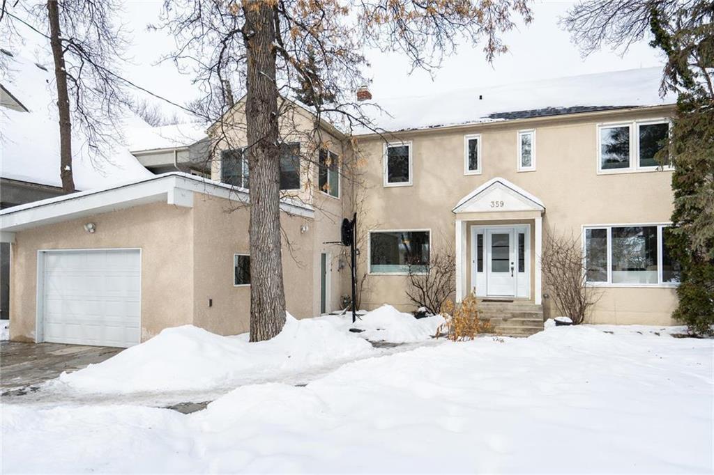 Main Photo: 359 Kingston Crescent in Winnipeg: Elm Park Residential for sale (2C)  : MLS®# 202005314