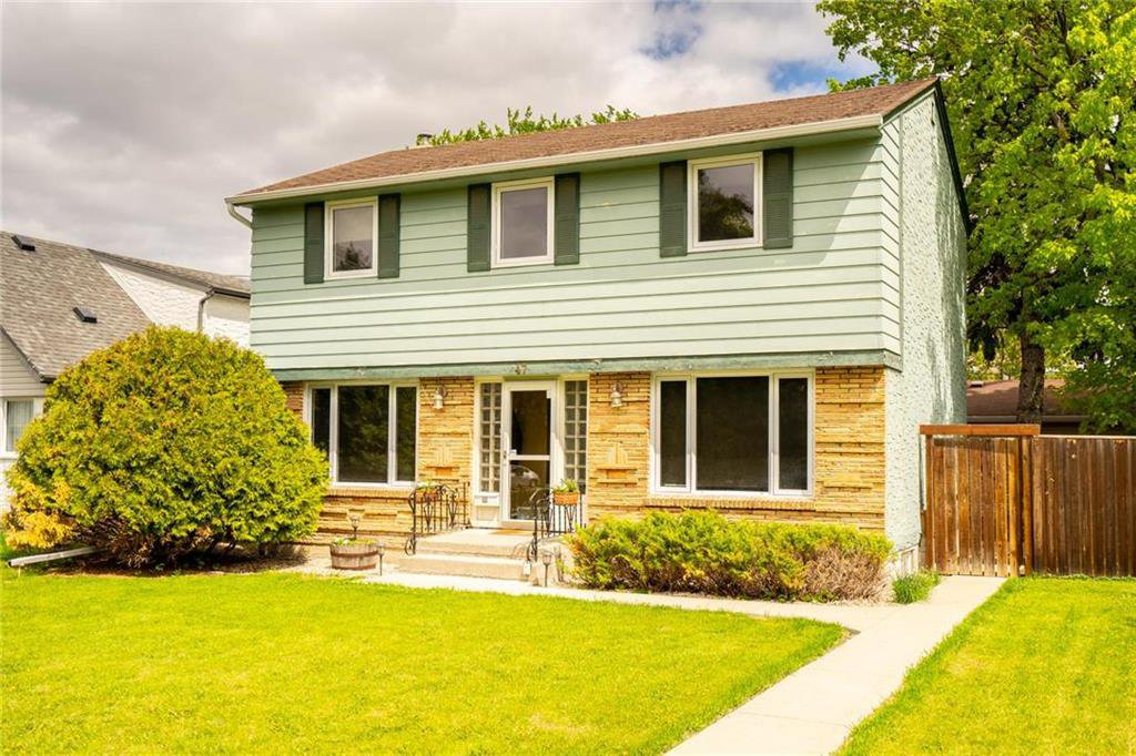 Main Photo: 47 Hind Avenue in Winnipeg: Silver Heights Residential for sale (5F)  : MLS®# 202011944