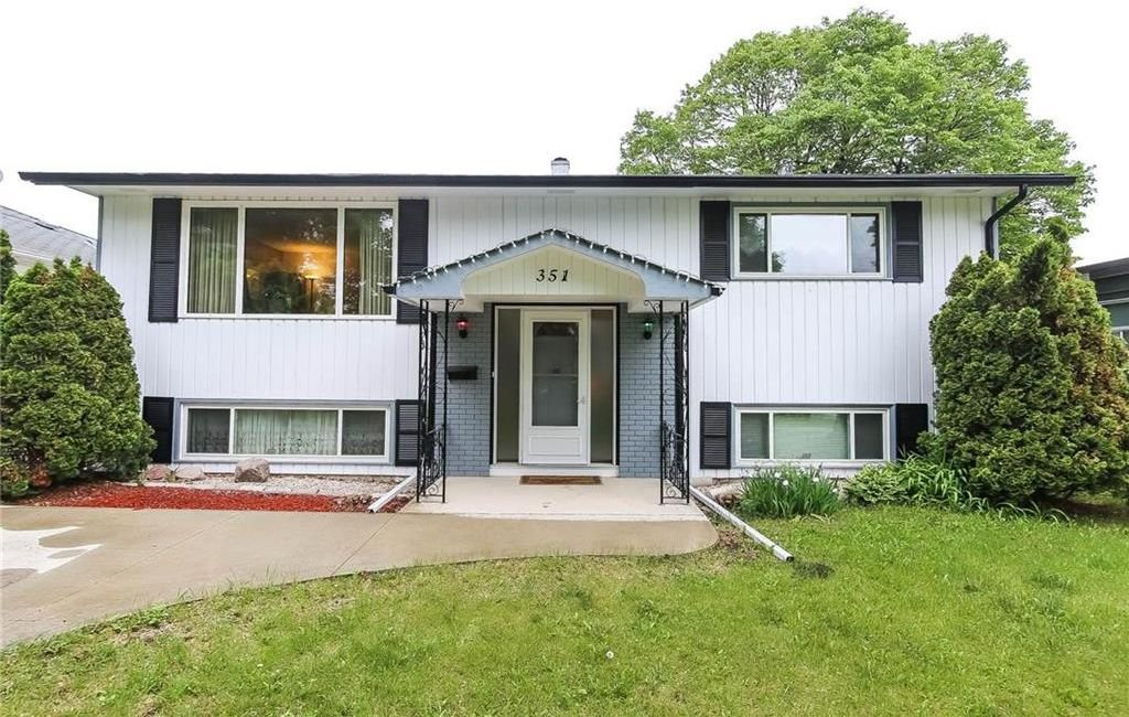 Main Photo: 351 Hawthorne Avenue in Winnipeg: North Kildonan Residential for sale (3F)  : MLS®# 202013297