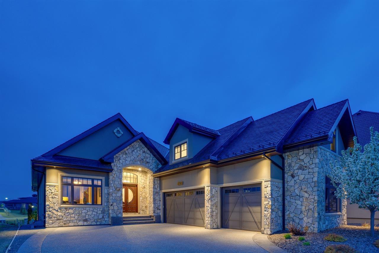 Main Photo: 2790 WHEATON Drive in Edmonton: Zone 56 House for sale : MLS®# E4204387