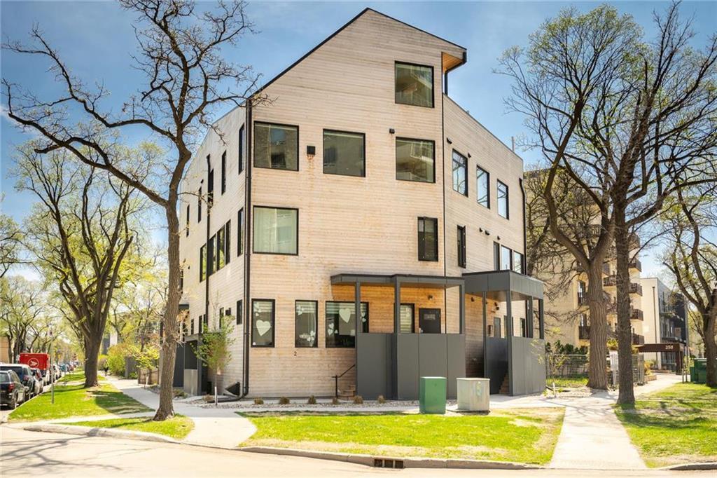 Main Photo: 6 234 Wellington Crescent in Winnipeg: Osborne Village Condominium for sale (1B)  : MLS®# 202024585