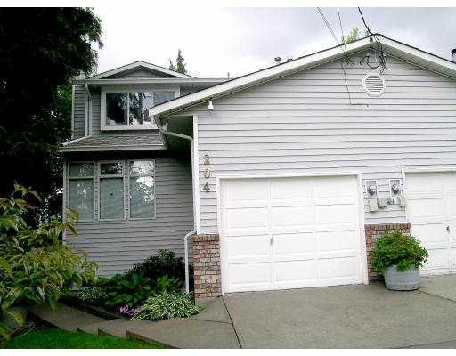 Main Photo: 204 ALLARD ST in Coquitlam: Maillardville House 1/2 Duplex for sale : MLS®# V596794