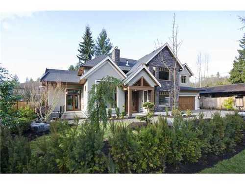 Main Photo: 3959 LEWISTER Road in North Vancouver: Home for sale : MLS®# V978405
