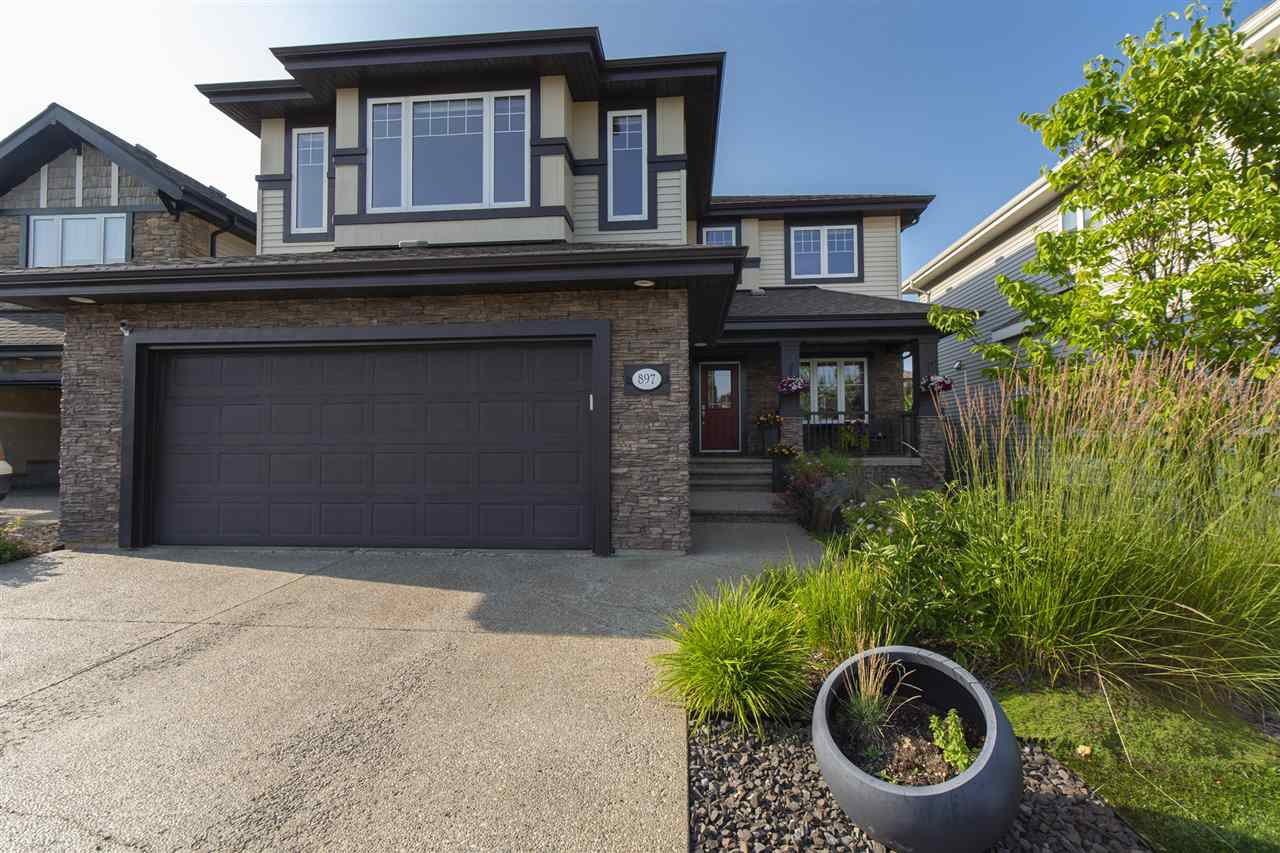 Main Photo: 897 HODGINS Road in Edmonton: Zone 58 House for sale : MLS®# E4185577