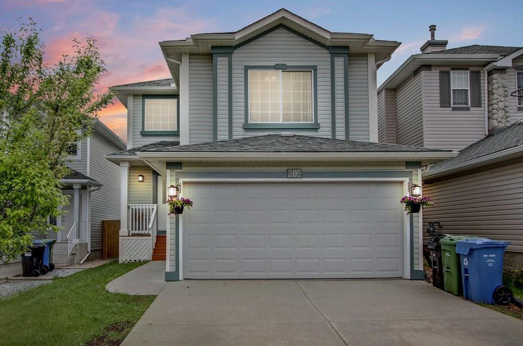Main Photo: 205 BRIDLEWOOD Common SW in Calgary: Bridlewood Detached for sale : MLS®# C4300004