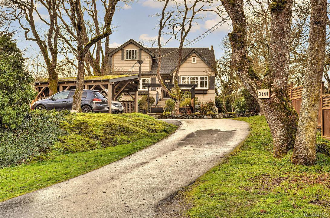 Main Photo: 3346 Linwood Ave in Saanich: SE Maplewood House for sale (Saanich East)  : MLS®# 843525