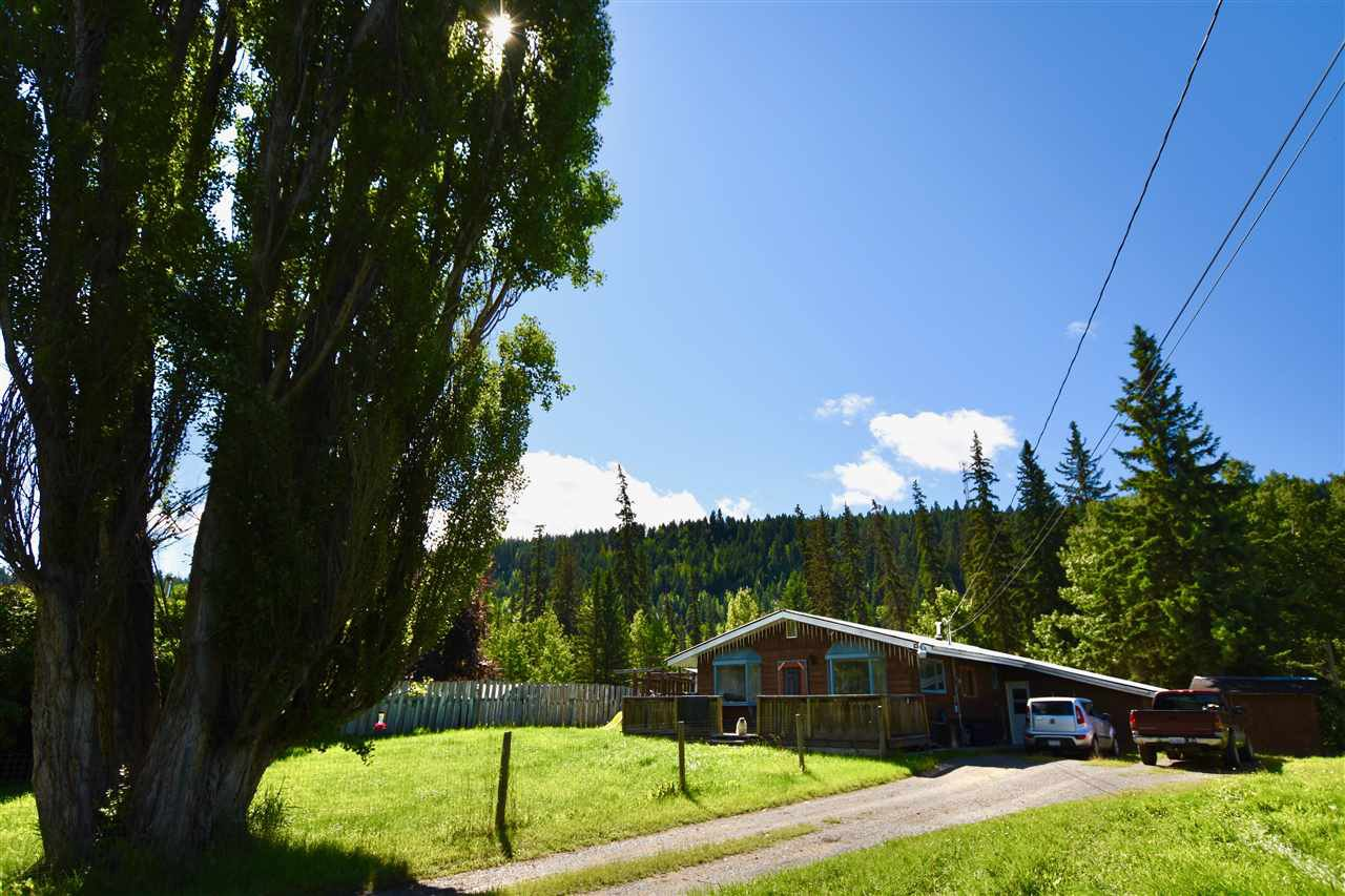 Main Photo: 3255 PINE VALLEY Road in Williams Lake: Williams Lake - Rural North House for sale (Williams Lake (Zone 27))  : MLS®# R2480283
