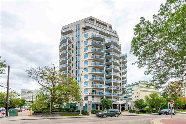 Main Photo: 1106 10504 99 Avenue in Edmonton: Zone 12 Condo for sale : MLS®# E4208373