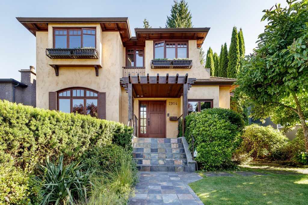 Main Photo: 2954 W 23RD Avenue in Vancouver: Arbutus House for sale (Vancouver West)  : MLS®# R2482089