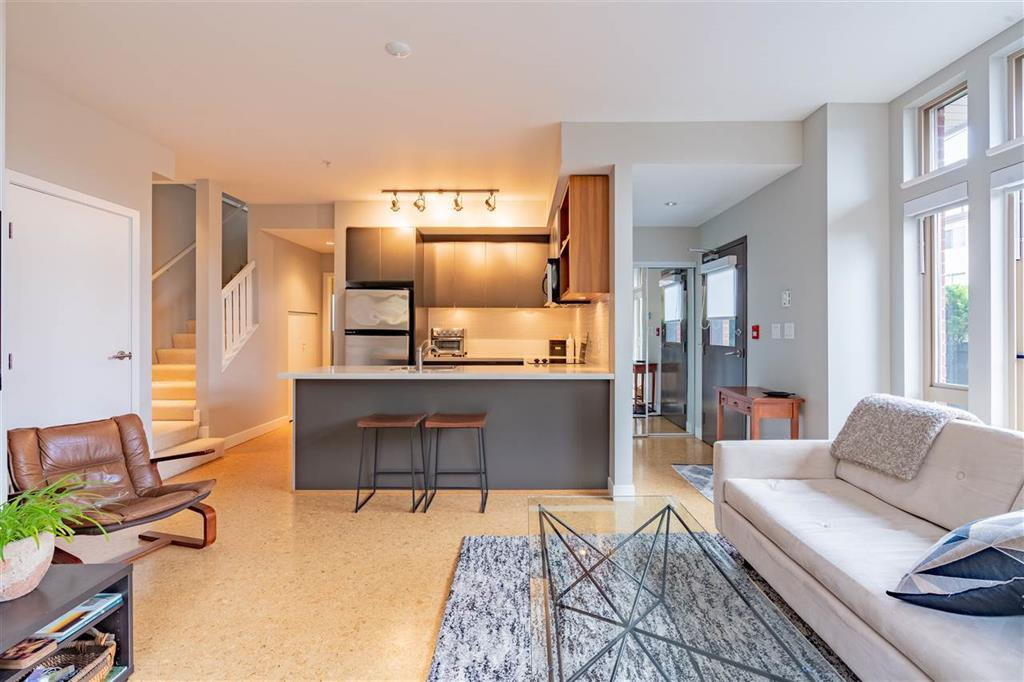 Main Photo: 2858 Watson Street in Vancouver: Mount Pleasant VE Townhouse for sale (Vancouver East)  : MLS®# R2514144