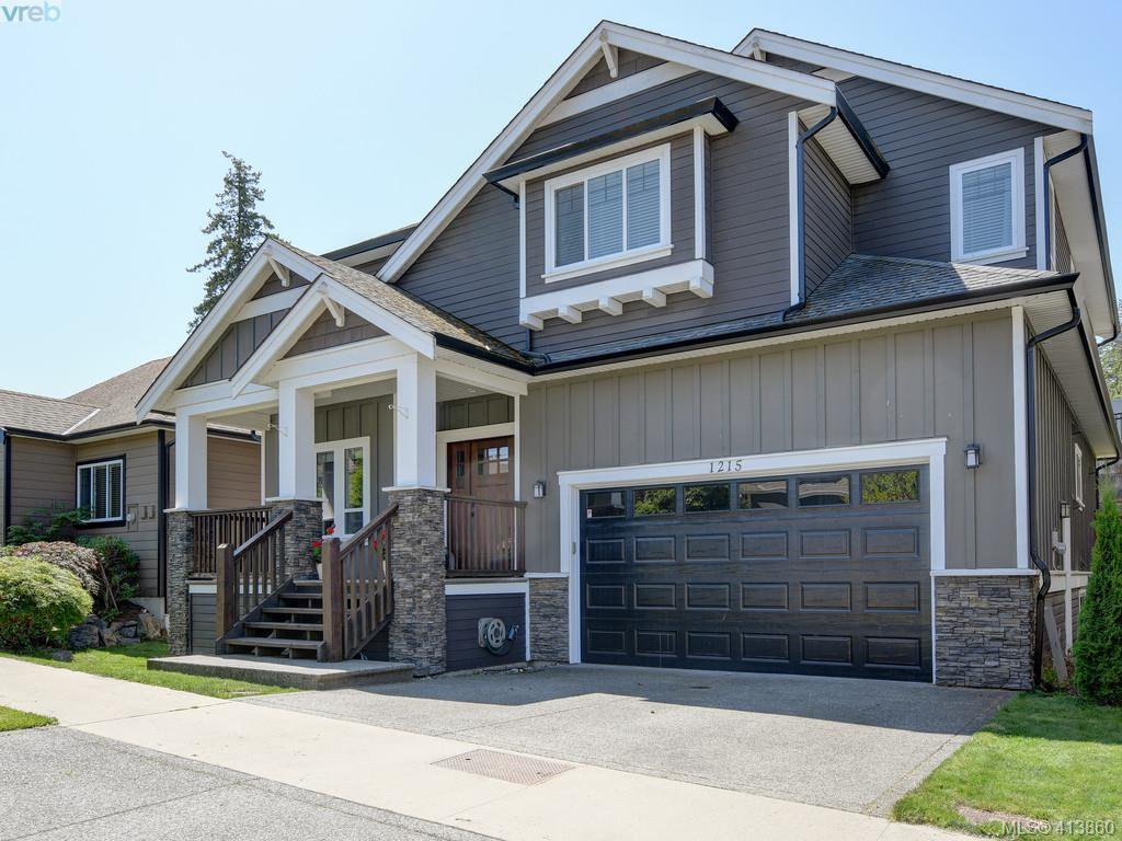 Main Photo: 1215 Clearwater Pl in VICTORIA: La Westhills House for sale (Langford)  : MLS®# 820809