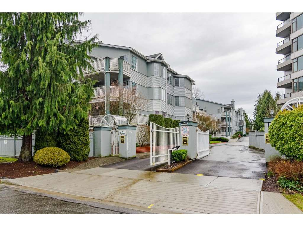 "Main Photo: 307 13910 101 Avenue in Surrey: Whalley Condo for sale in ""The BREEZEWAY"" (North Surrey)  : MLS®# R2431264"