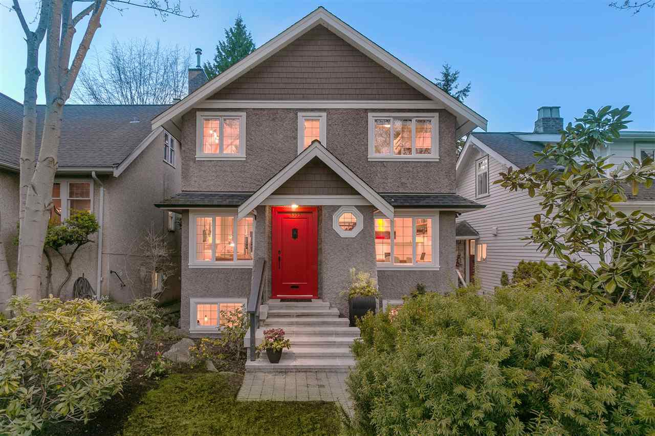 Main Photo: 3353 W 29TH AVENUE in Vancouver: Dunbar House for sale (Vancouver West)  : MLS®# R2161265