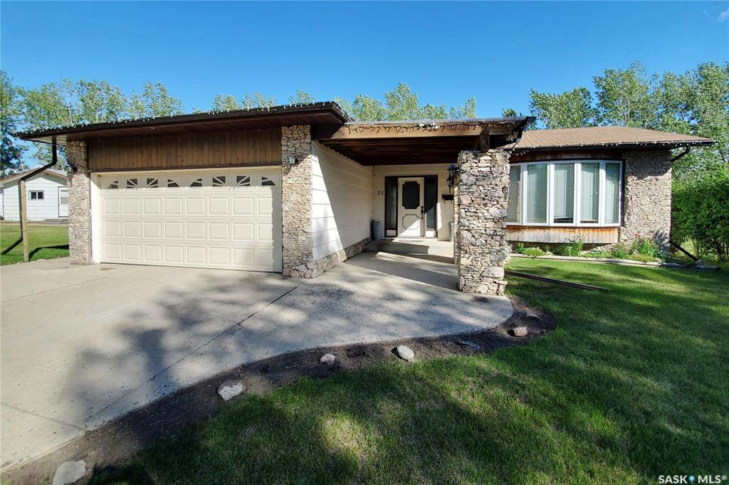 Main Photo: 21 St Clara Avenue in Prud'homme: Residential for sale : MLS®# SK818699