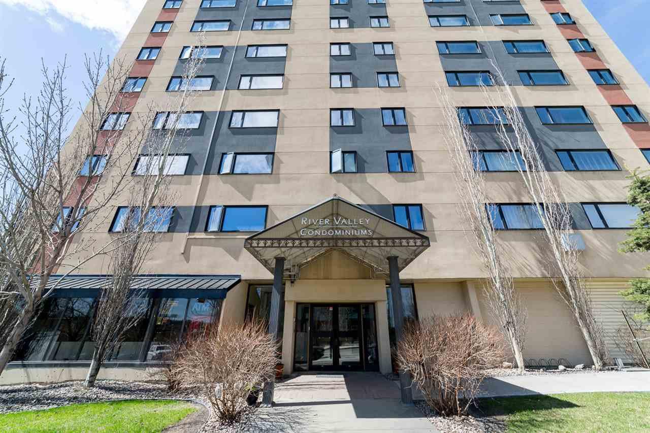 Main Photo: 1206 9710 105 Street in Edmonton: Zone 12 Condo for sale : MLS®# E4215016