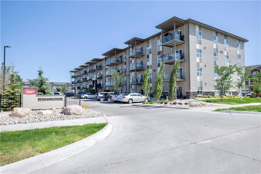Main Photo: 1314 65 Fiorentino Street in Winnipeg: Starlite Village Condominium for sale (3K)  : MLS®# 202025820