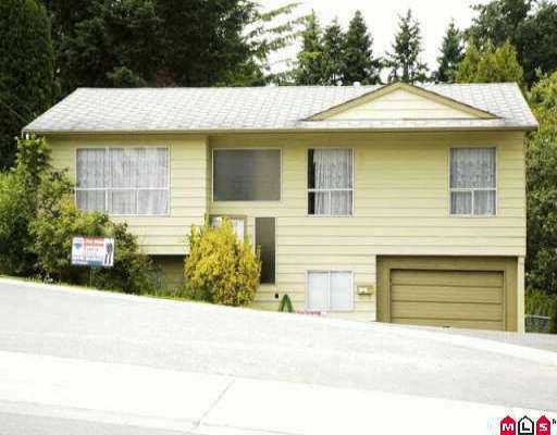 Main Photo: 34077 MARSHALL RD in Abbotsford: Central Abbotsford House for sale : MLS®# F2612249