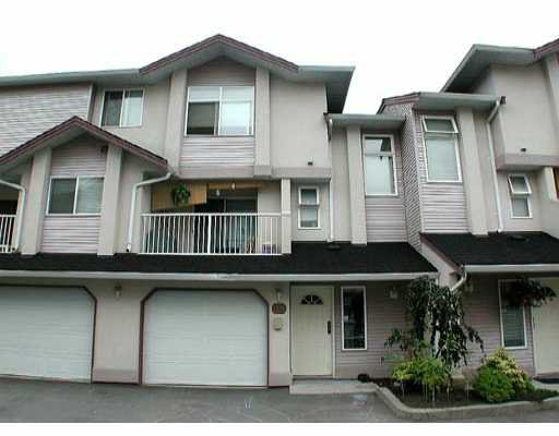 Main Photo: 15 2538 PITT RIVER RD in Port_Coquitlam: Mary Hill Townhouse for sale (Port Coquitlam)  : MLS®# V255731