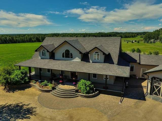 Main Photo: 2 1319 TWP RD 510 Road: Rural Parkland County House for sale : MLS®# E4172174